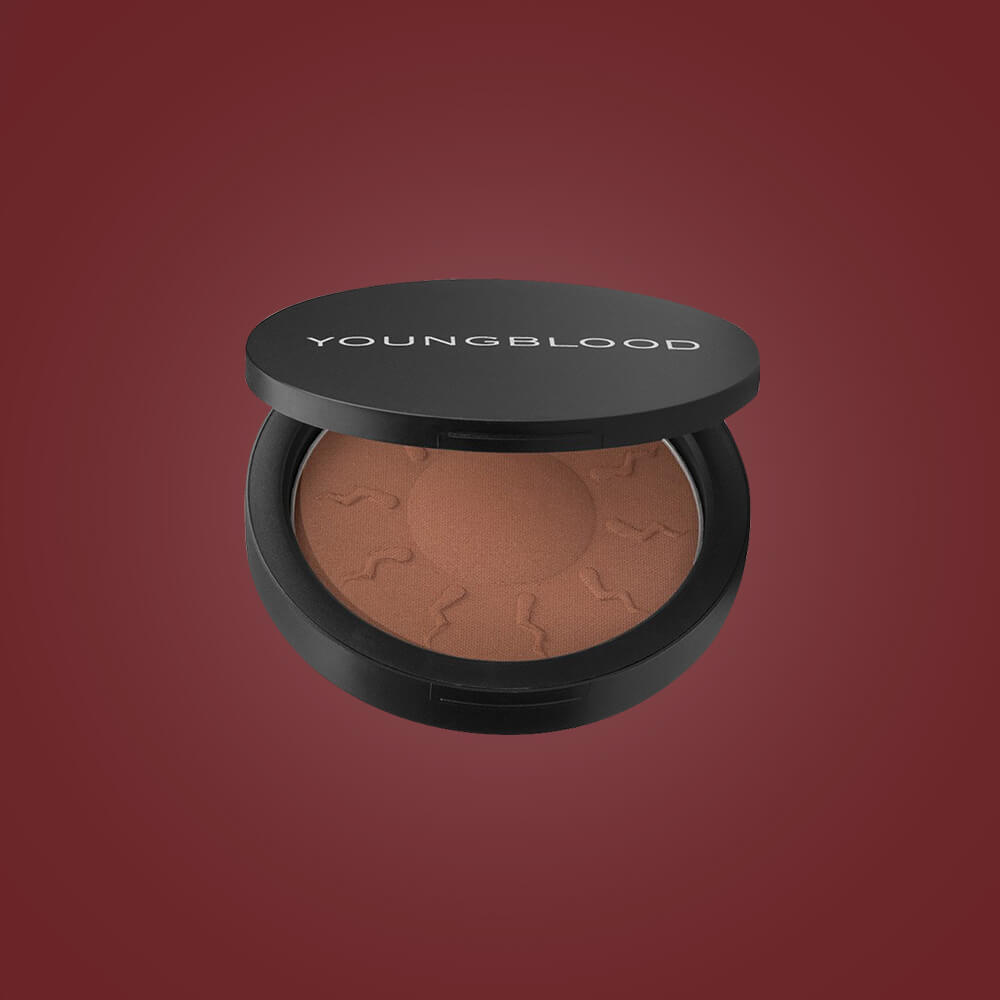 Youngblood Mineral Radiance Bronzer in Sunshine