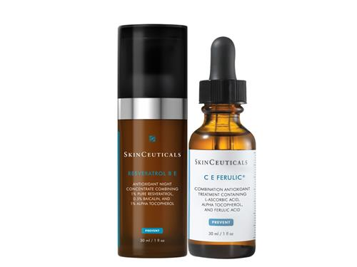 SkinCeuticals Antioxidant AM/PM Limited Edition Duo