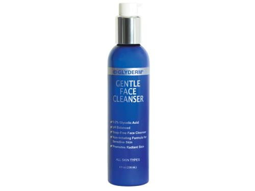 GlyDerm Gentle Face Cleanser